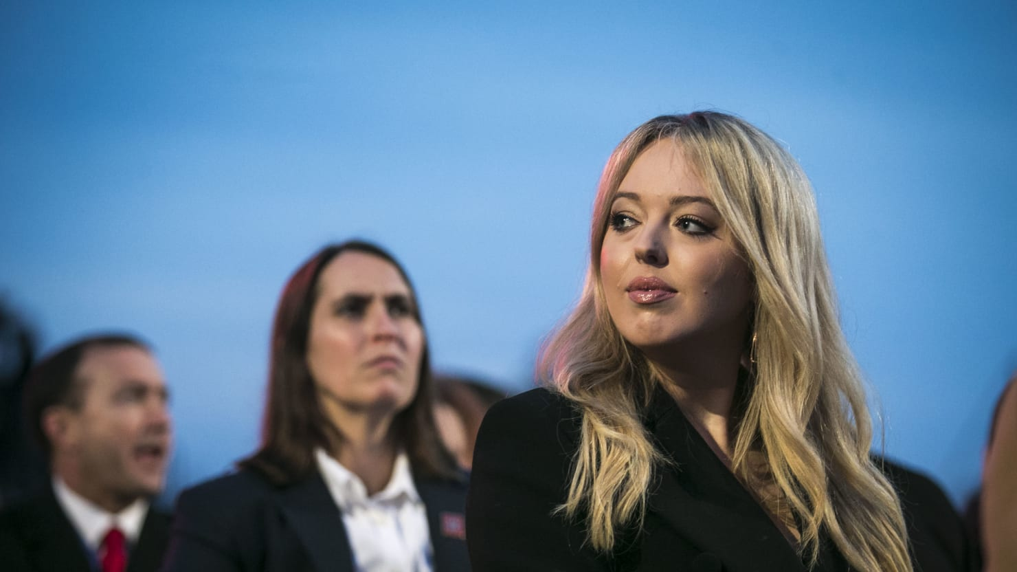 Tiffany Trump Joins in 'Blackout Tuesday' Campaign