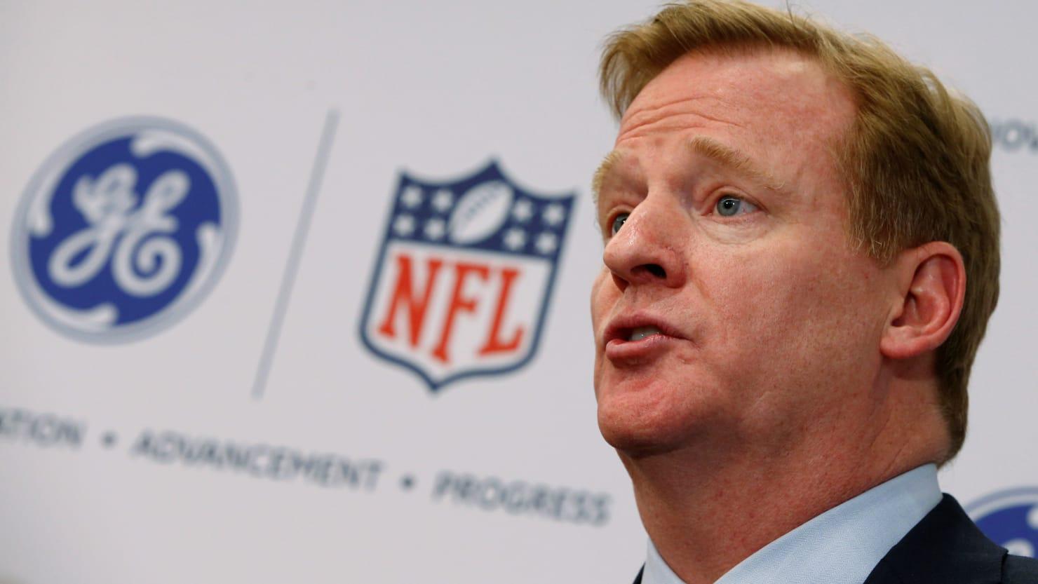 NFL: No, we didn't decide on banning kneeling