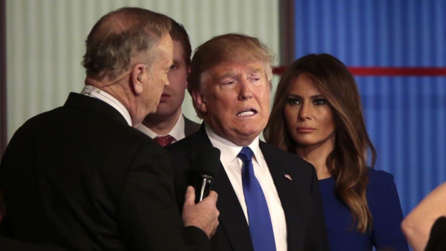 Trump Blasts Fox News for Asking Rep. Eric Swalwell 'Softball Questions'
