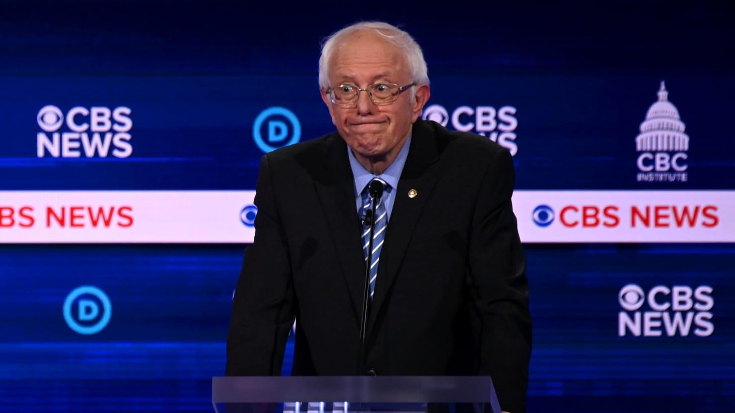Democratic Debate: The Entire Field Piles on Bernie