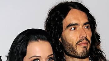 Russell Brand Buys Katy Perry a Tiger