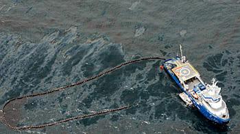 Gulf Oil Spill to Reach Land