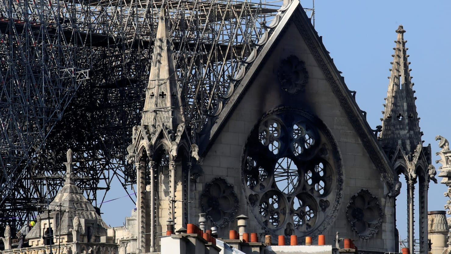 Crowdfunding to Rebuild Notre Dame After Fire Hits $1 Billion