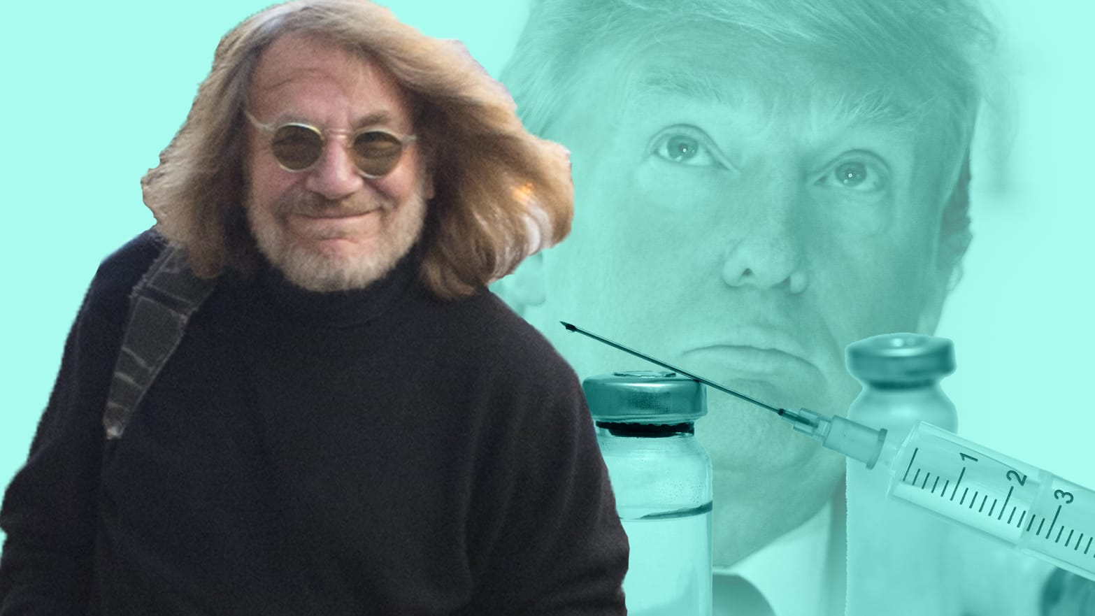 Lawsuits: Trump's Doctor 'Overmedicated' Patients Who Died in His Care