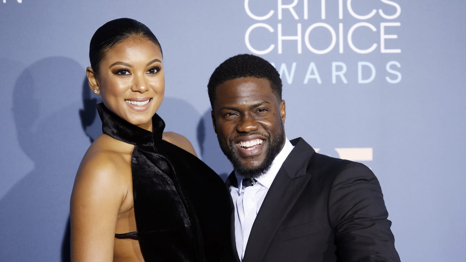 Image result for Kevin Hart's Wife