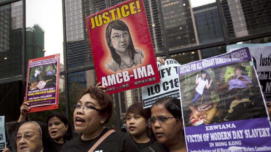 Hong Kong woman jailed for abusing Indonesian maid - 天晴!にっぽん