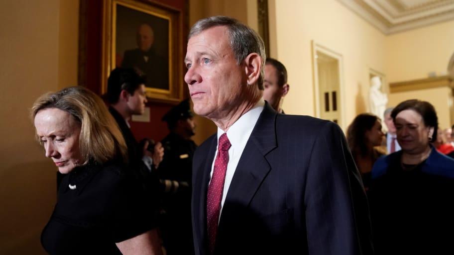 John Roberts saves administrative state