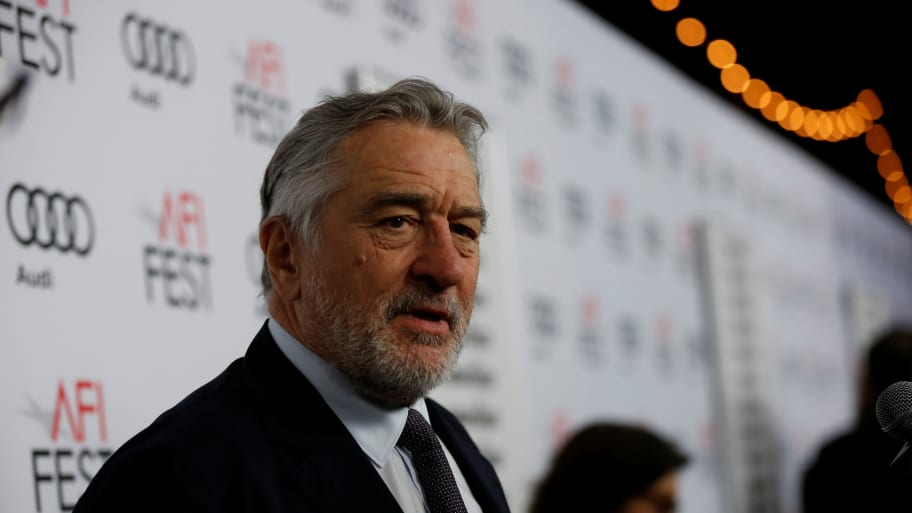 Robert De Niro's Company Claims Ex-Employee Watched 55 Episodes of 'Friends' on the Clock