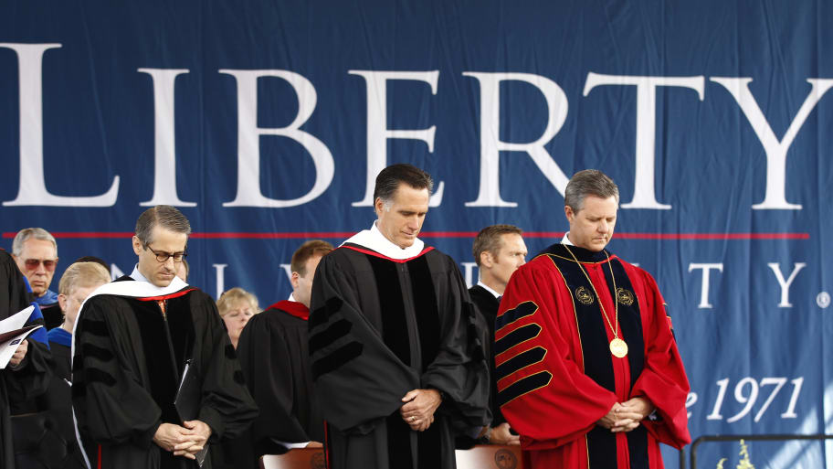 Jerry Falwell Jr. Alleges 'Criminal Conspiracy' Against Him at Liberty University