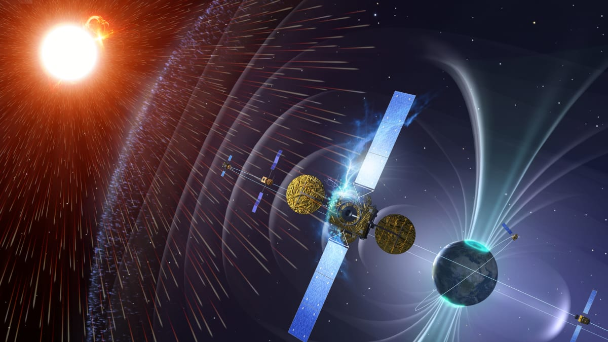 The Danger of Space Weather and Our Journey to the Heart of the Sun