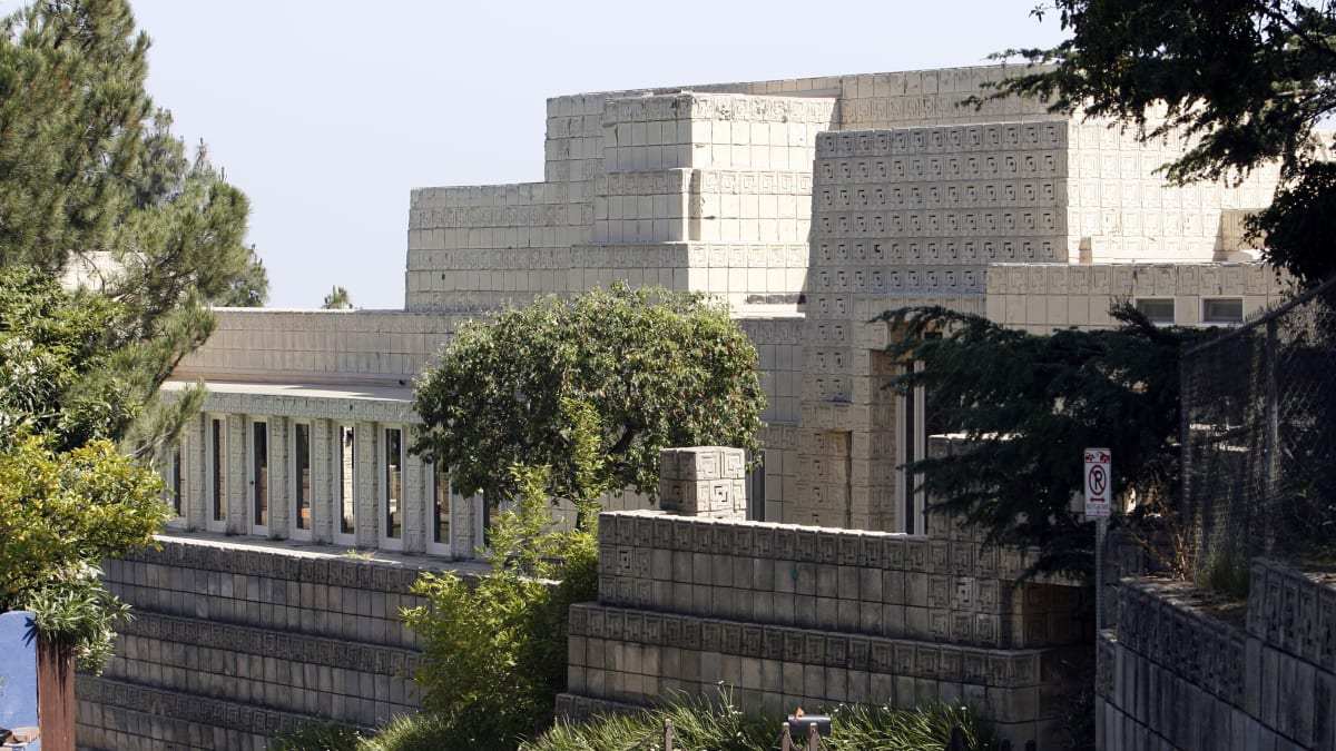 Ennis House: Iconic L.A. Frank Lloyd Wright Mansion Mystery Buyer Revealed to Be Marijuana Tycoons