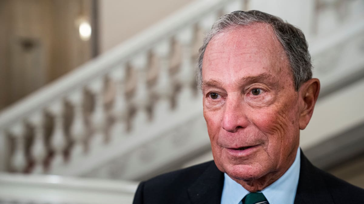 Michael Bloomberg Apologizes for Controversial 'Stop-and-Frisk' Law That Targeted Blacks and Latinos