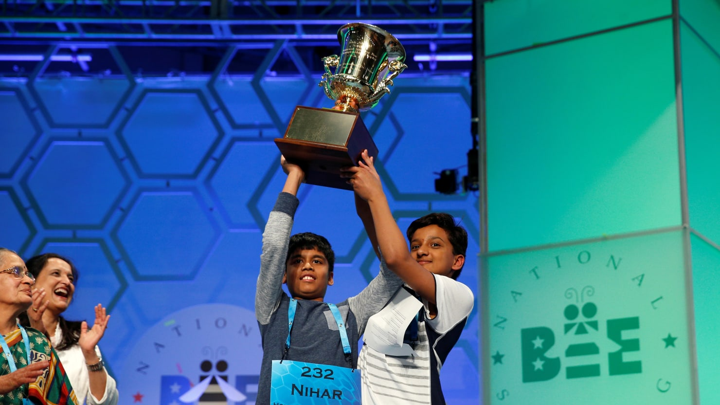 Dramatic 2016 Scripps National Spelling Bee Ends With a Tie
