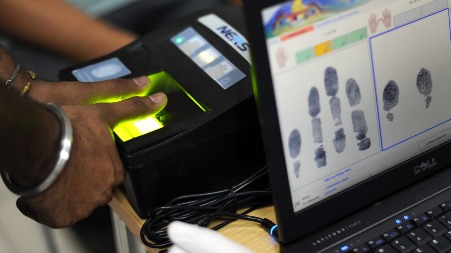 The Immigration Bill Does NOT Create a 'Biometric Database of All Adult Americans'