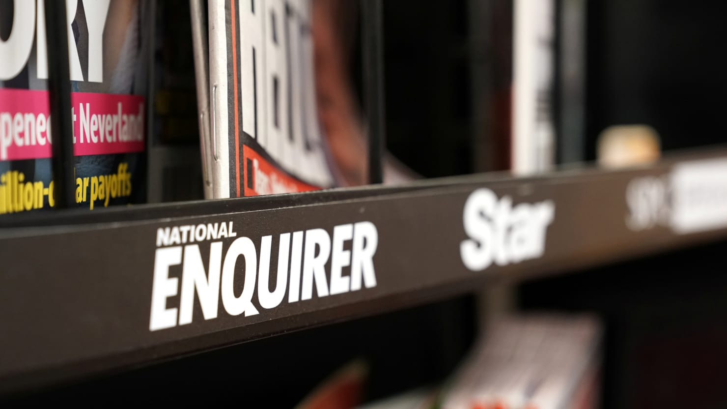 National Enquirer Will Be Sold to Hudson News CEO for $100 Million: WaPo