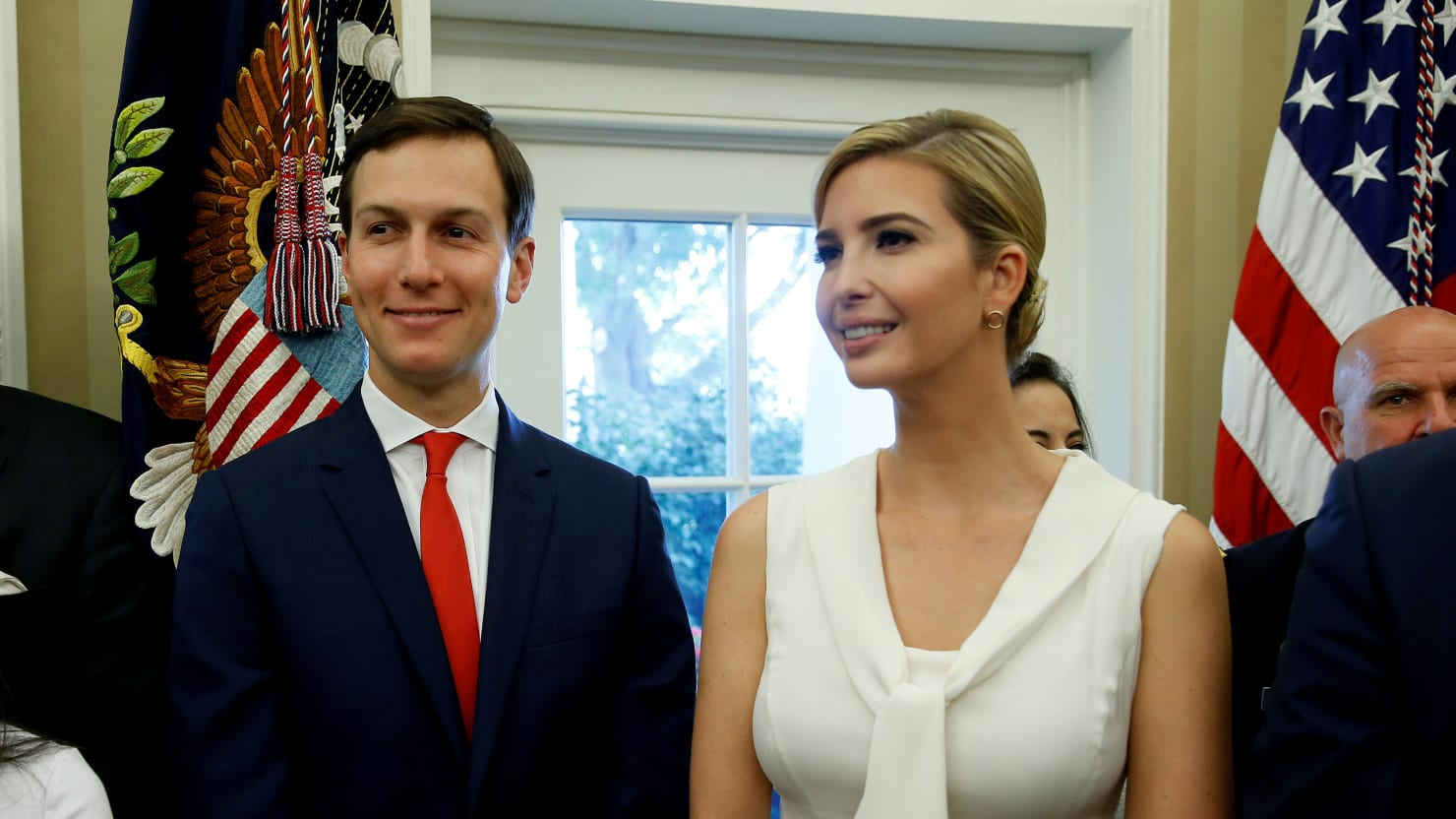 Ivanka Trump Made $4 Million From Dad's D.C. Hotel in 2018