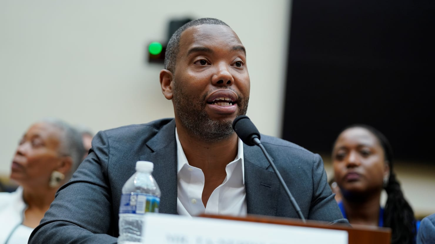 Ta-Nehisi Coates Hits Back After Sen. Mitch McConnell Dismisses Reparations Debate