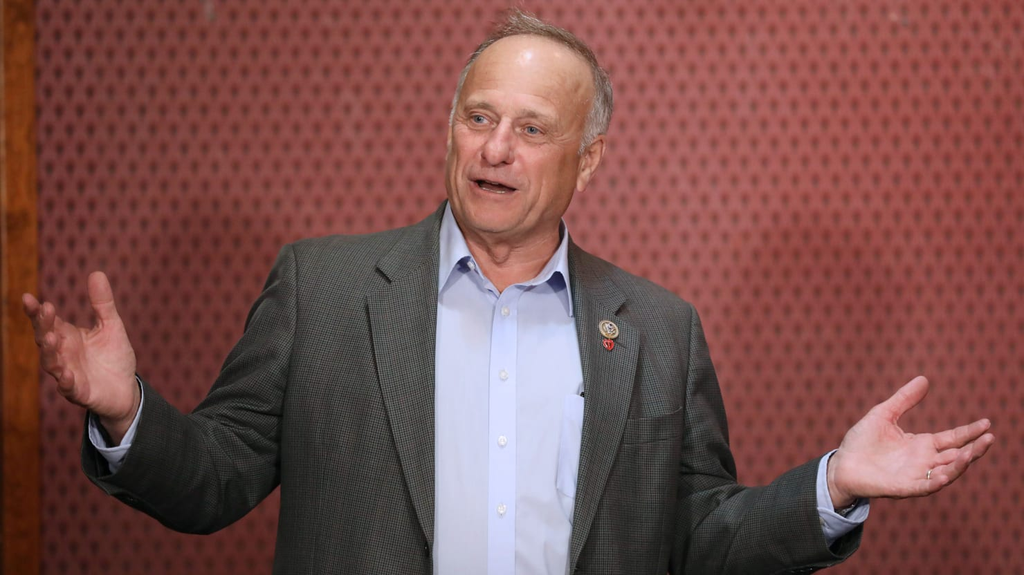 Steve King: I Don't Need to Apologize for White-Supremacy Comments