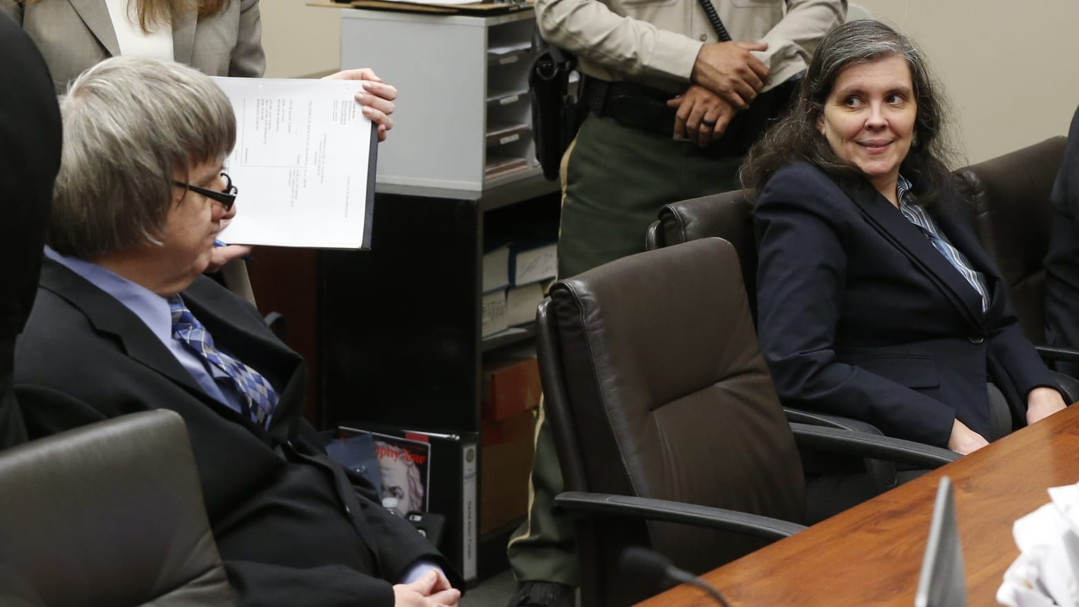House Of Horrors Children Speak At David And Louise Turpin Sentencing