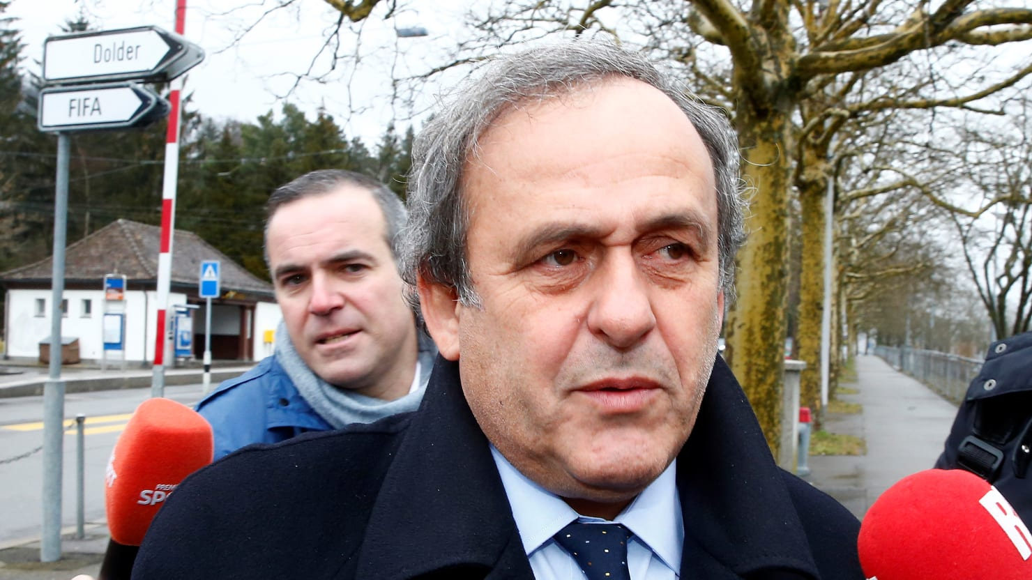 Former Euro Soccer Boss Michel Platini Reportedly Arrested Over Qatar World Cup Corruption Allegations