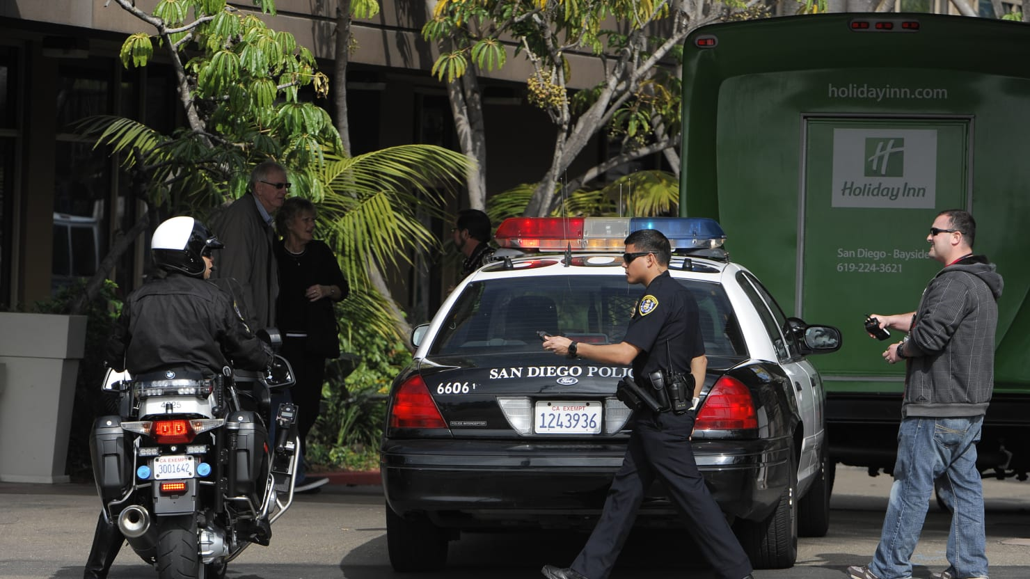 San Diego Deputy Who Fatally Shot Mentally Ill Man Charged With Murder