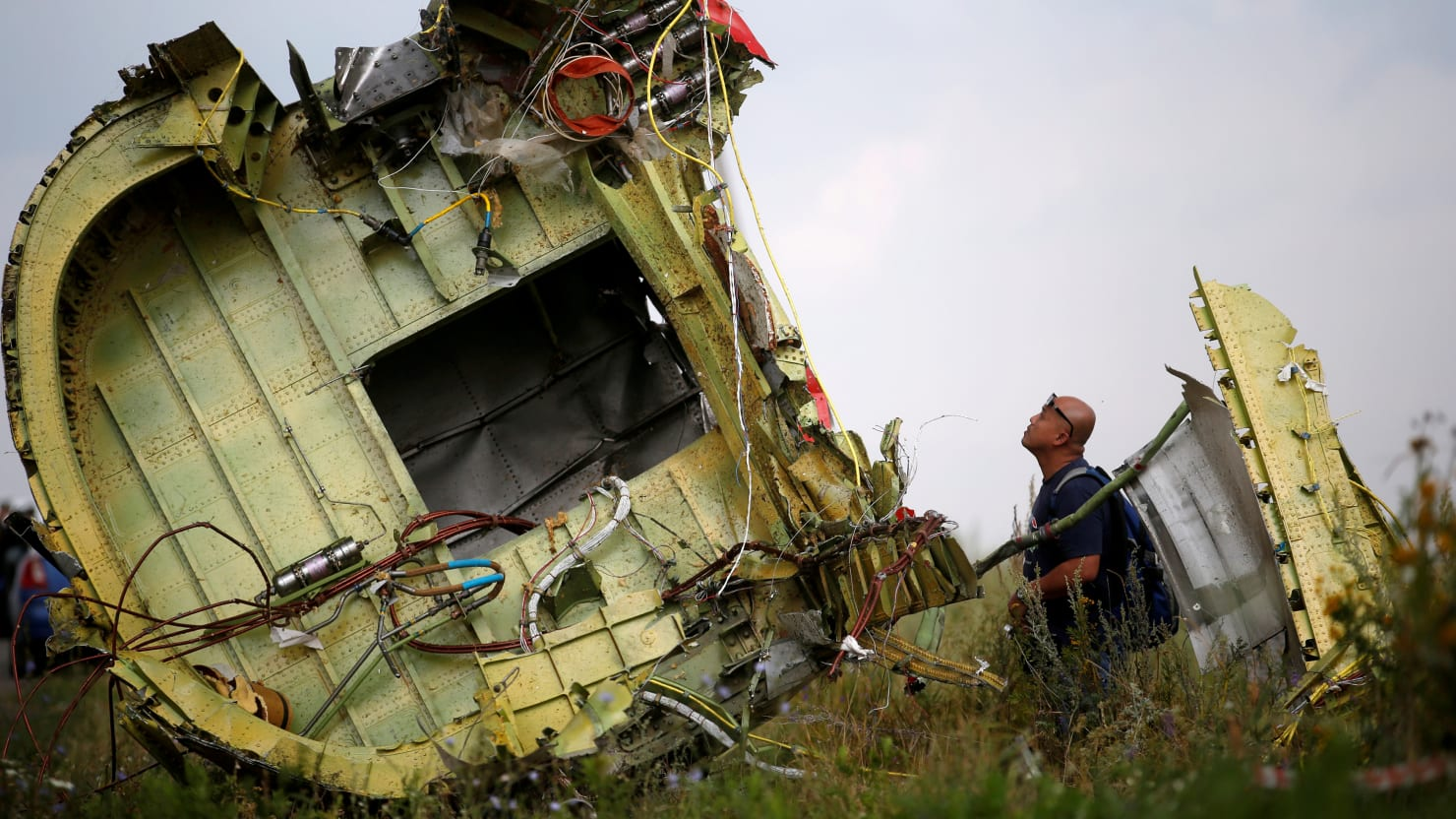 Malaysian Prime Minister Denies Clear Evidence Russia Was Behind Downing of MH17