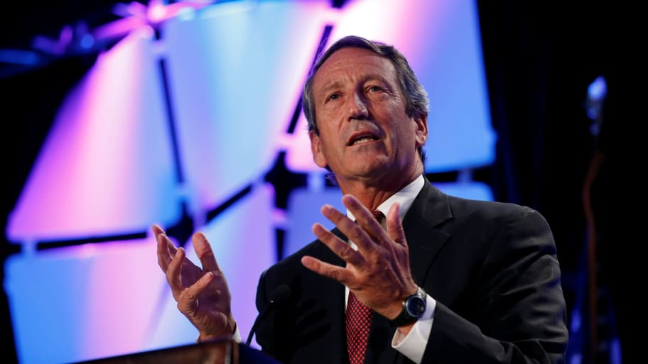 Trump Ridicules Mark Sanford For Argentina Affair With 'Flaming Dancer'