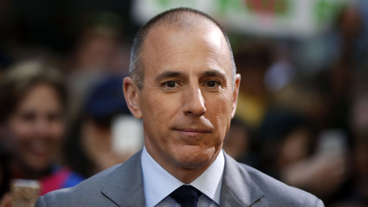 Matt Lauer Had Sexual Relationship With 'Well-Respected' NBC Star: Report