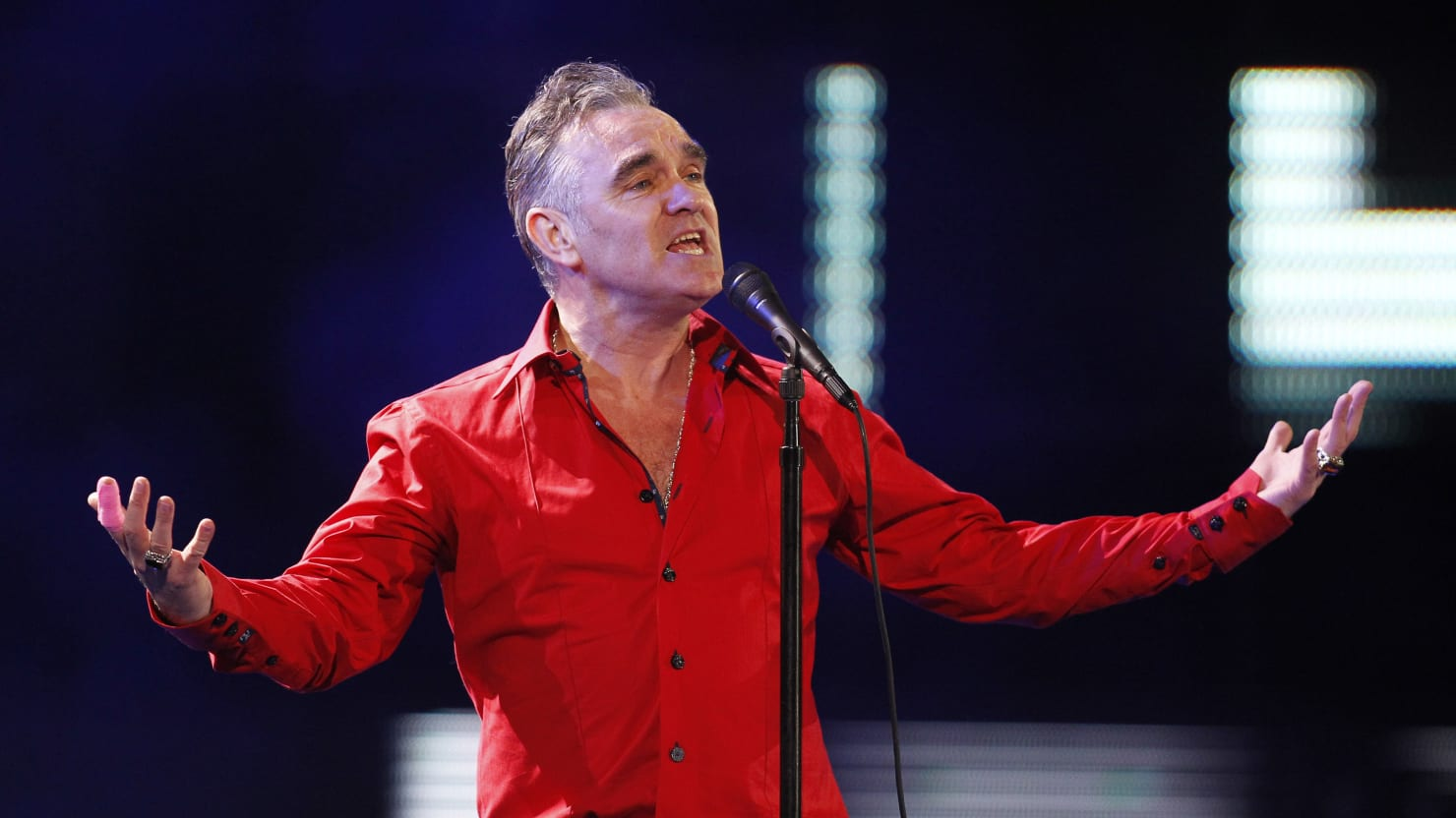 Manchester-born singer Morrissey has spoken of his 'monumental anger' following the terror attack on his hometown