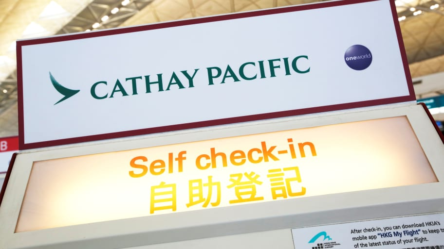 Cathay Pacific CEO Rupert Hogg Resigns Under Pressure From Beijing Over Hong Kong Protests