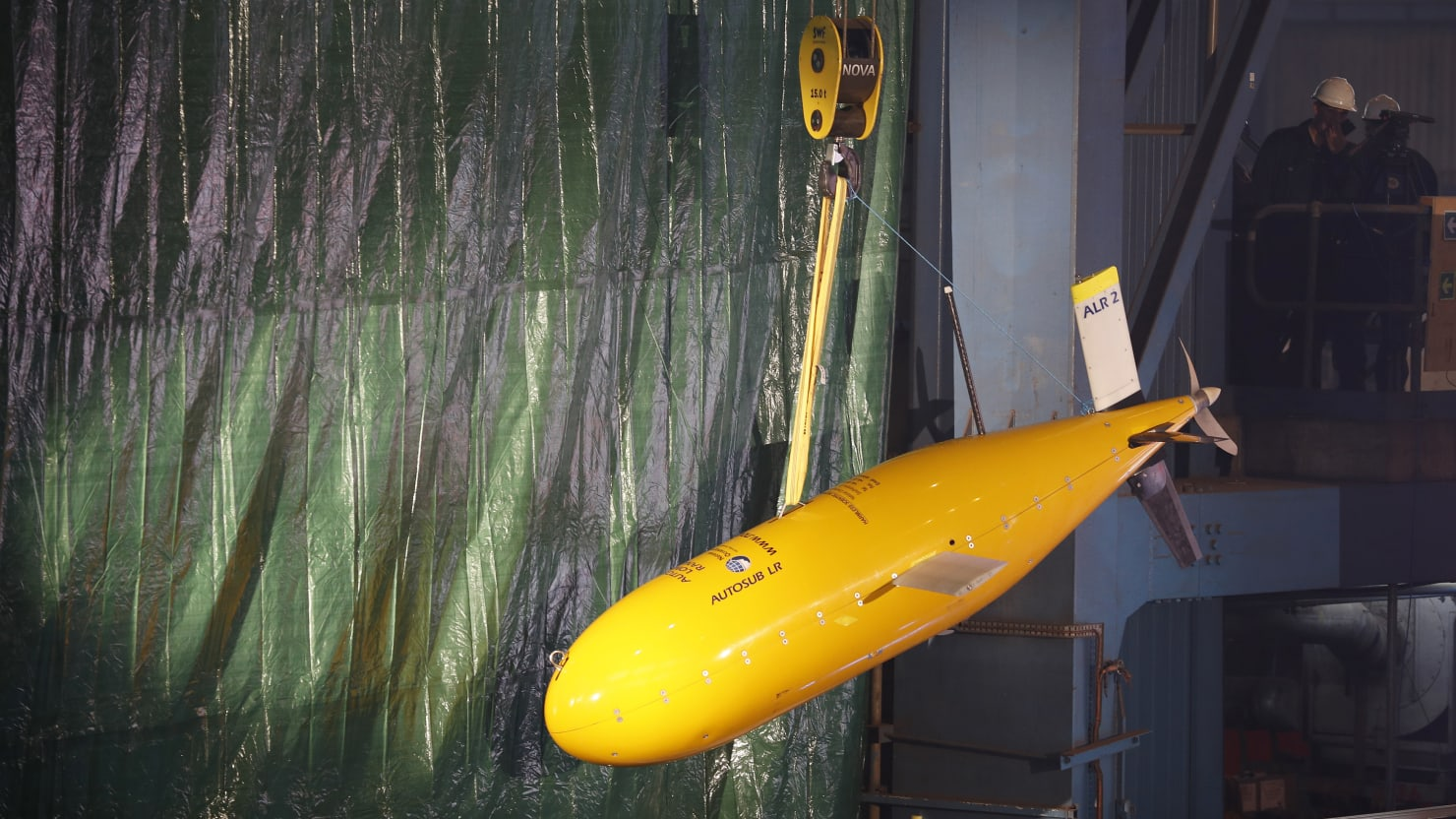 Boaty McBoatface Makes Major Climate Change Discovery on Maiden Mission