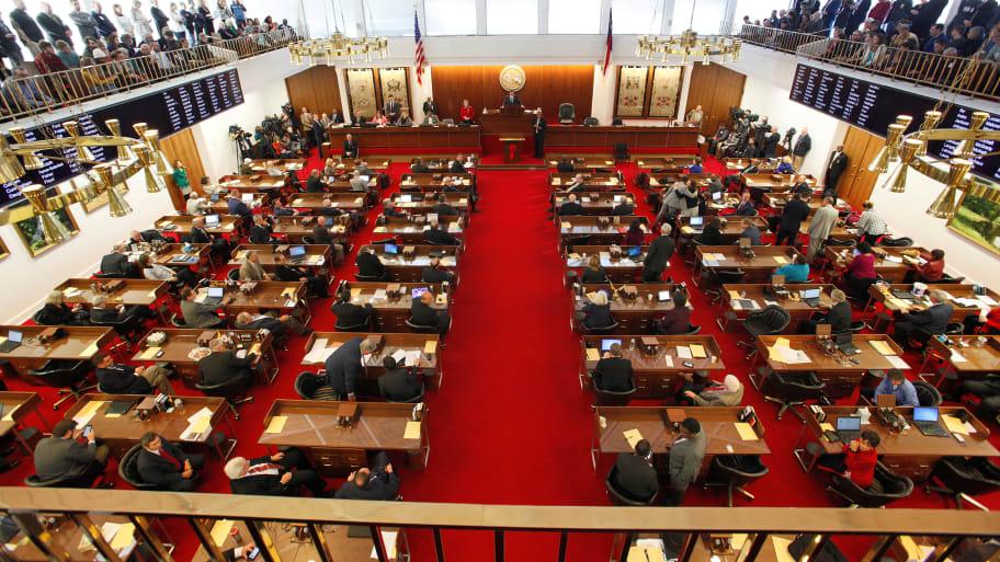 North Carolina Republicans Override Budget Veto While Democrats Are at 9/11 Ceremony