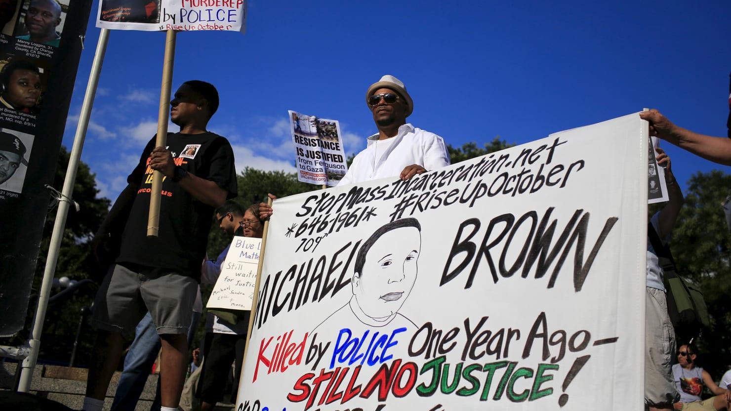 Michael Brown's Mom Loses Ferguson City Council Race