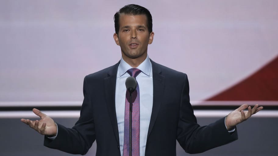 Donald Trump Jr.: Secret Service Spent Thousands on Vancouver Trump Hotel for President's Son's Vacation