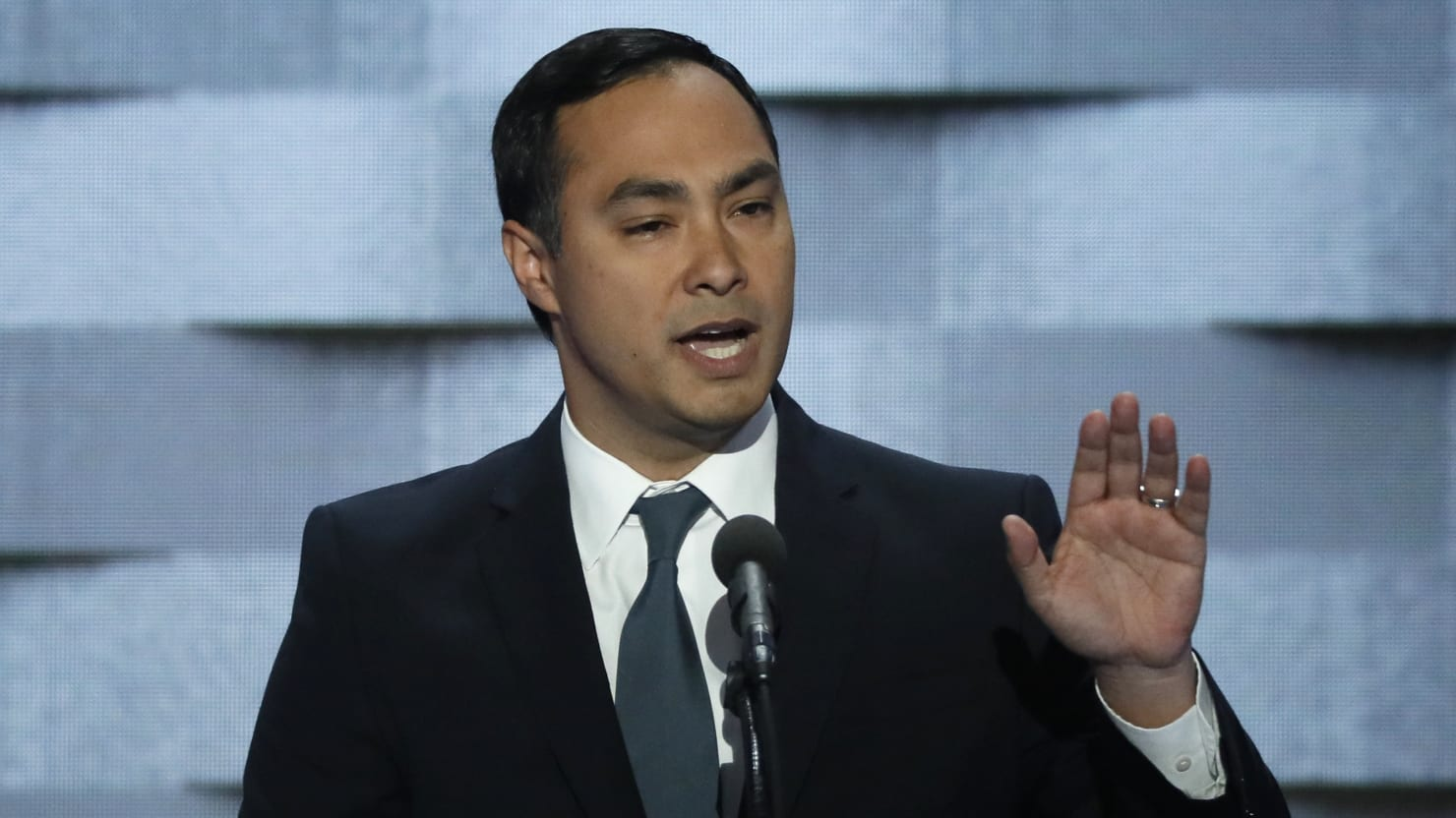 Trump Admin 'Covered Up' Death of 10-Year-Old Migrant Girl, Says Rep. Joaquin Castro
