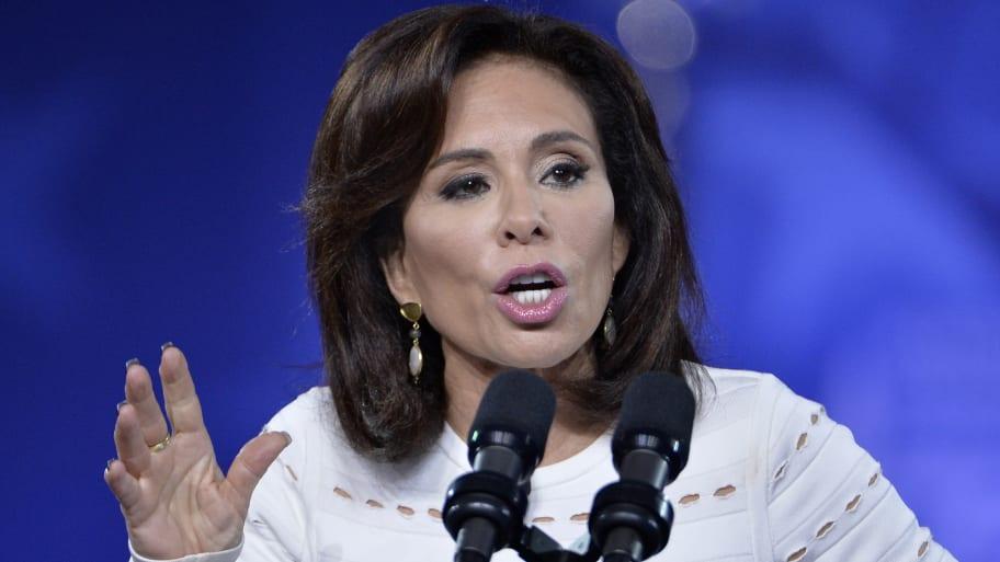 Fox News Host Jeanine Pirro Calls Hillary Clinton 'That Hag' During Australia Speech