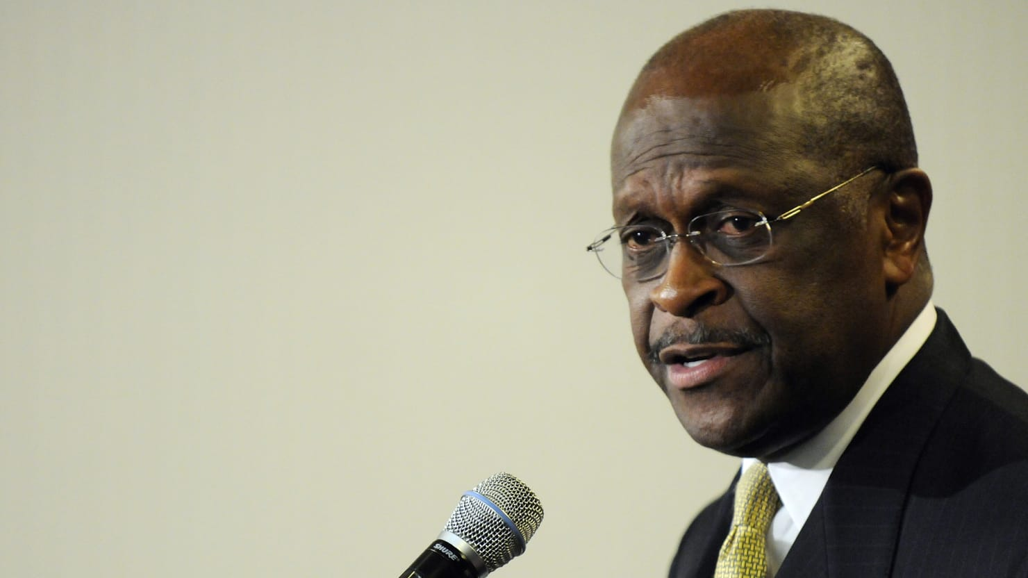 Herman Cain Hospitalized With COVID-19 Days After Attending Trump's Tulsa Rally