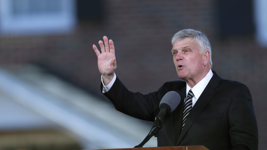 Some of Franklin Graham's Followers Criticize Him For Saying Jesus Would Advocate COVID Vaccine