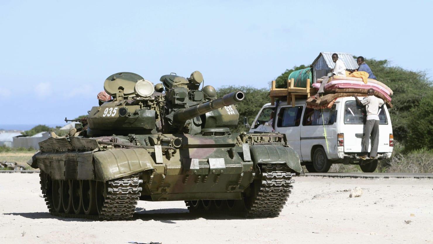 Trump Orders U.S. Troops Out of Somalia Before Inauguration