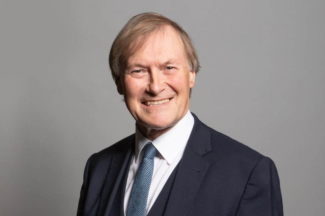 British MP David Amess dies after being stabbed inside the church