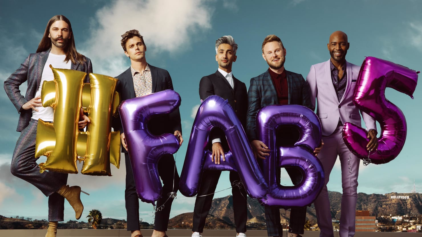 How The Queer Eye Cast Found God And Acceptance In Trump