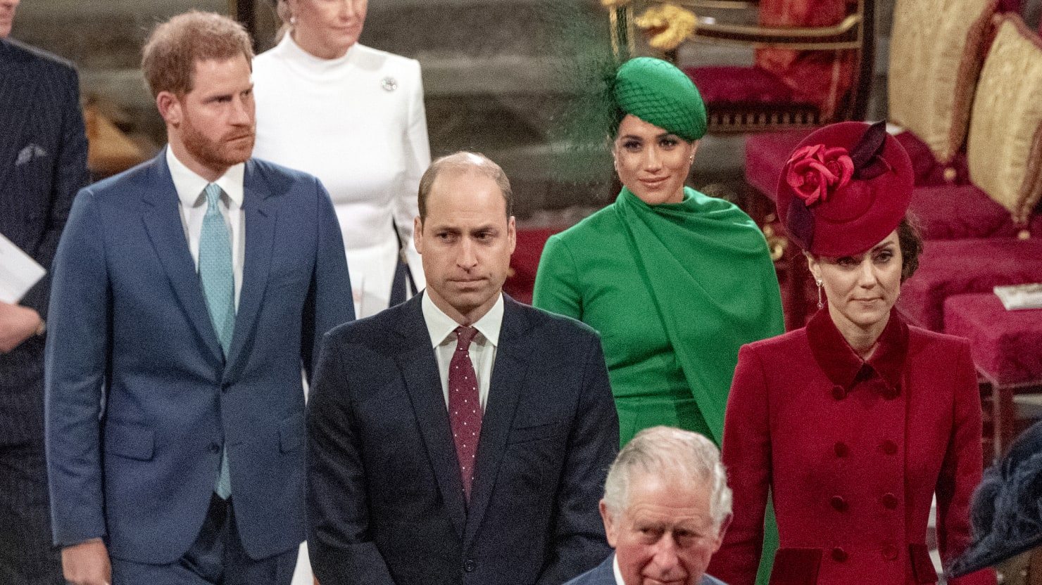 Harry and William's Feud Goes Back to When They Were Teenagers