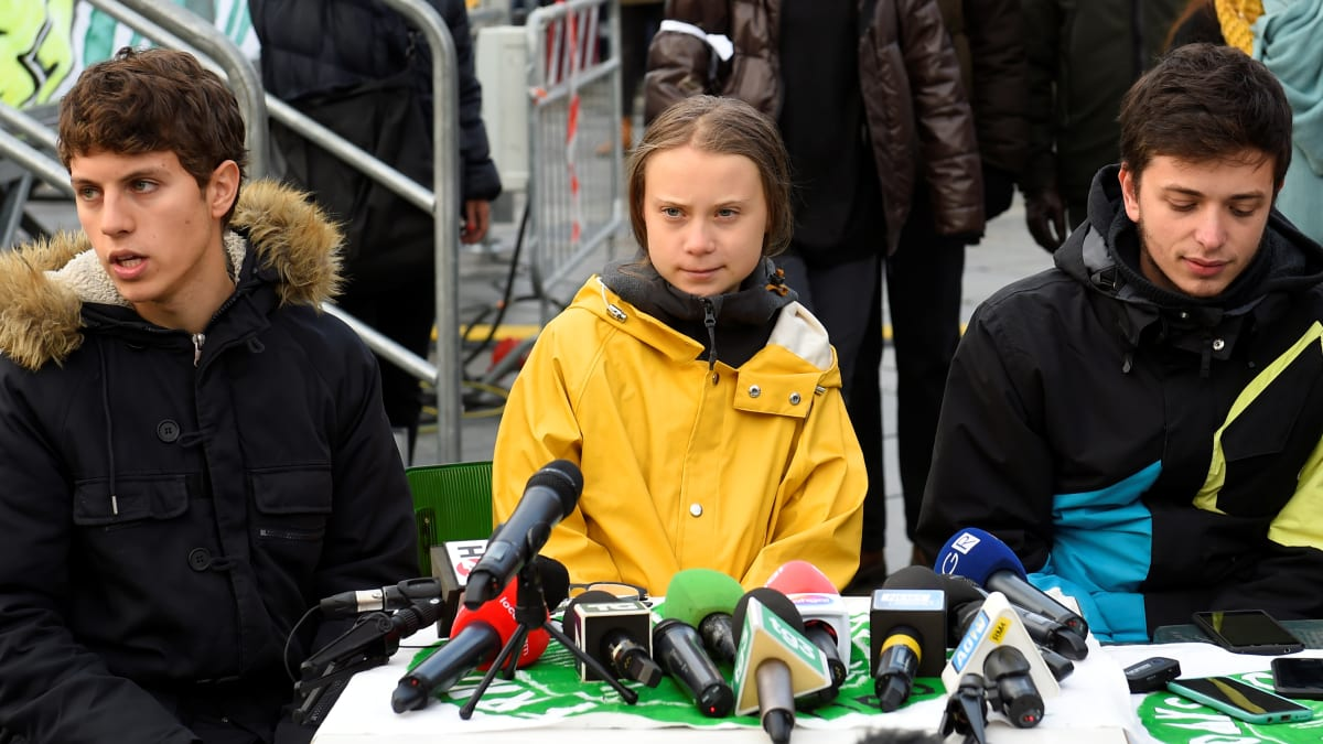 Greta Thunberg Apologizes After Saying World Leaders Should Be 'Put Against a Wall'