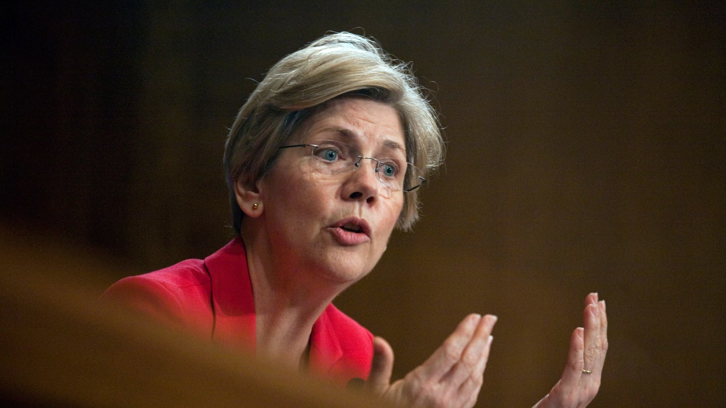 Elizabeth Warren Wants to Let You Pay for College Like a Car
