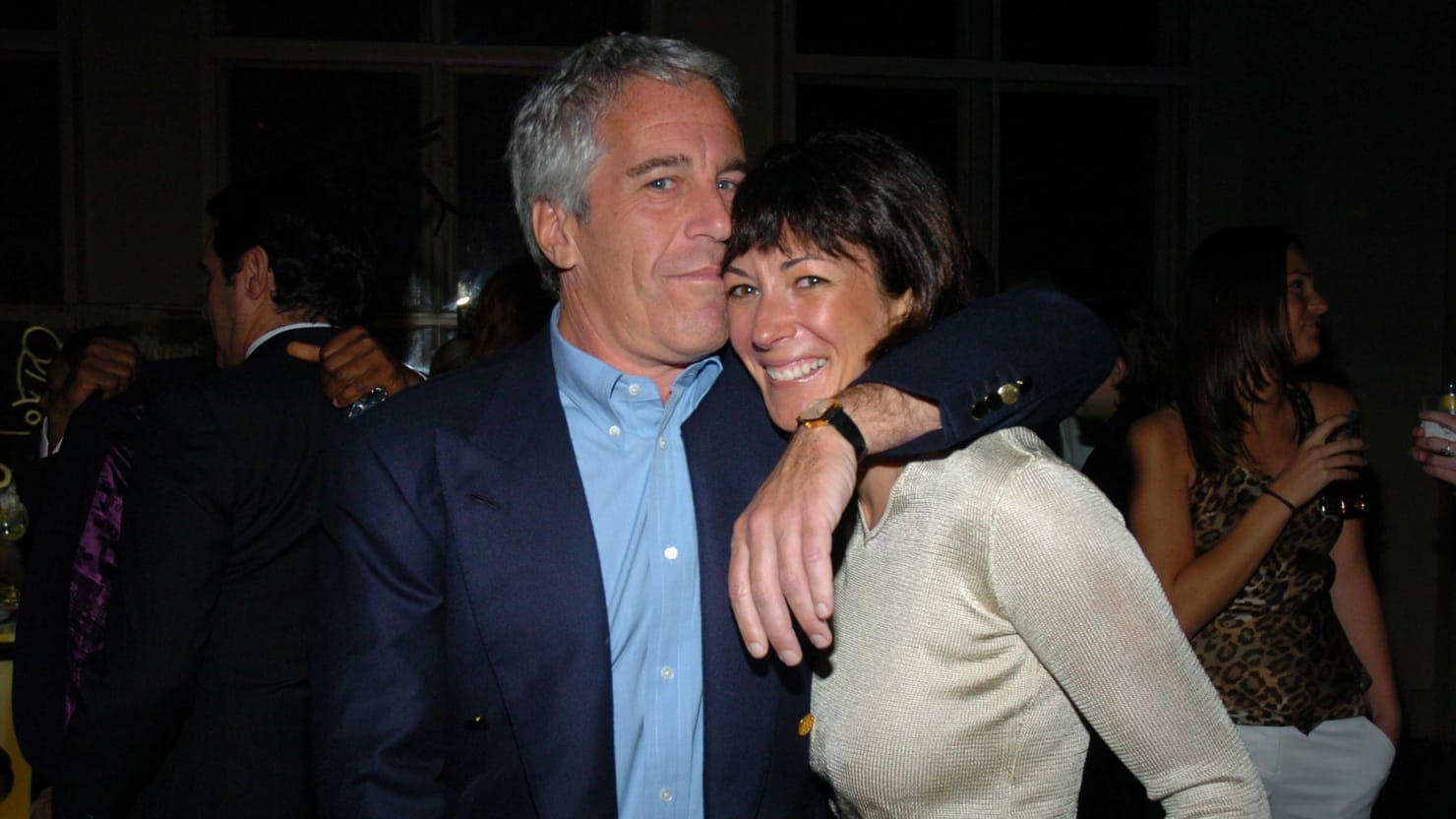 Jeffrey Epstein Confidante Ghislaine Maxwell Arrested by the FBI - cover