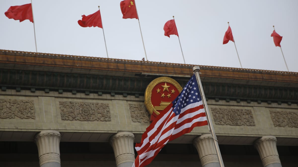 U.S. Secretly Expelled Two Chinese Diplomats Suspected of Spying