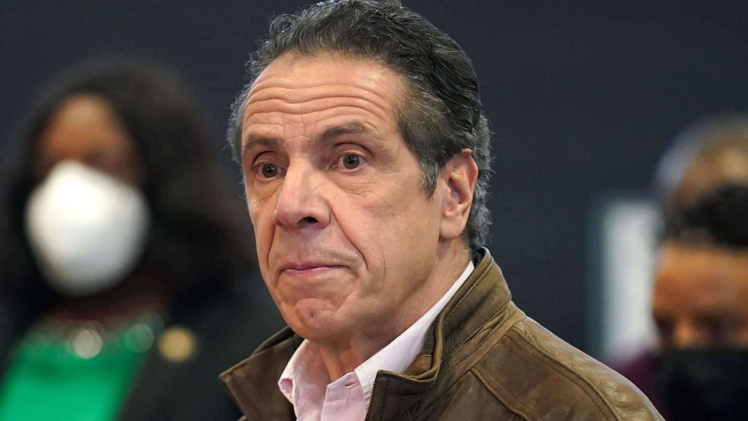 Third Woman Accuses Cuomo, Says He Asked to Kiss Her