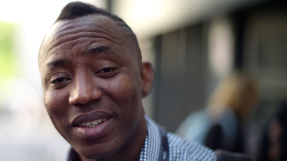 New Jersey Resident Owoyele Sowore of Sahara Reporters Charged in Nigeria
