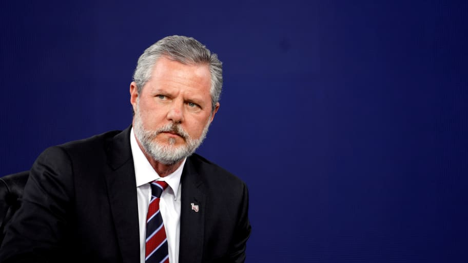 Jerry Falwell Jr. Called Liberty University Student 'Physically Retarded' in Email: Report