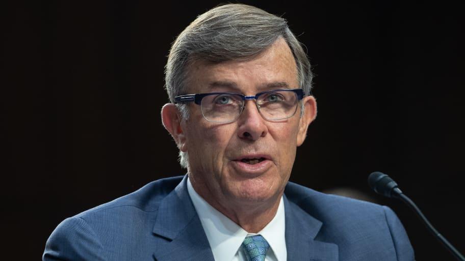 Joseph McGuire threatened to retire